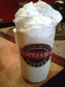 Chai Blended Bev from Seattle's Best