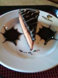 Nougat Cheesecake