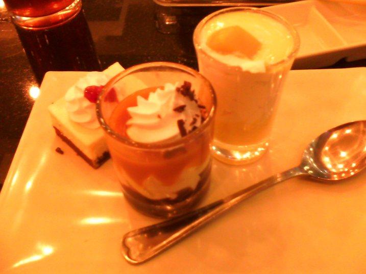 Dessert?  Yes, please...