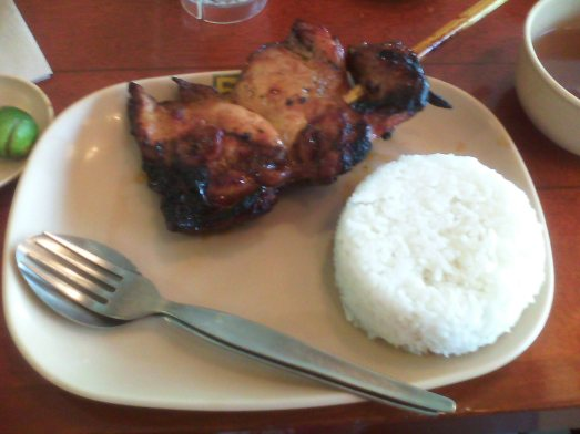 Who can say no to barbecued chicken?