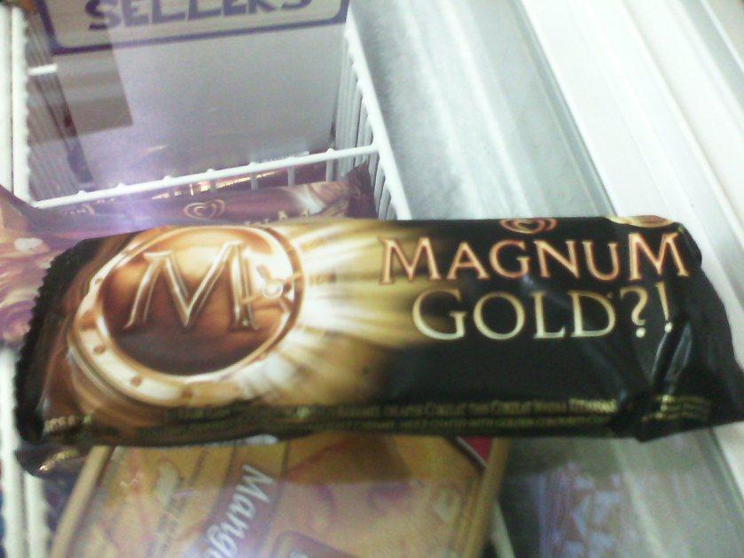 Gold?!?