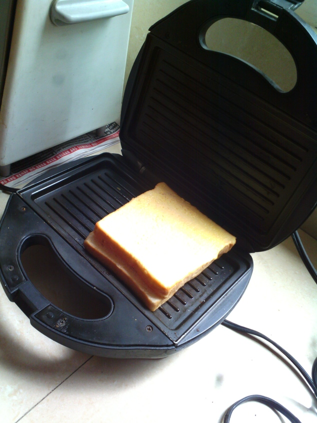 Have panini grill, will travel