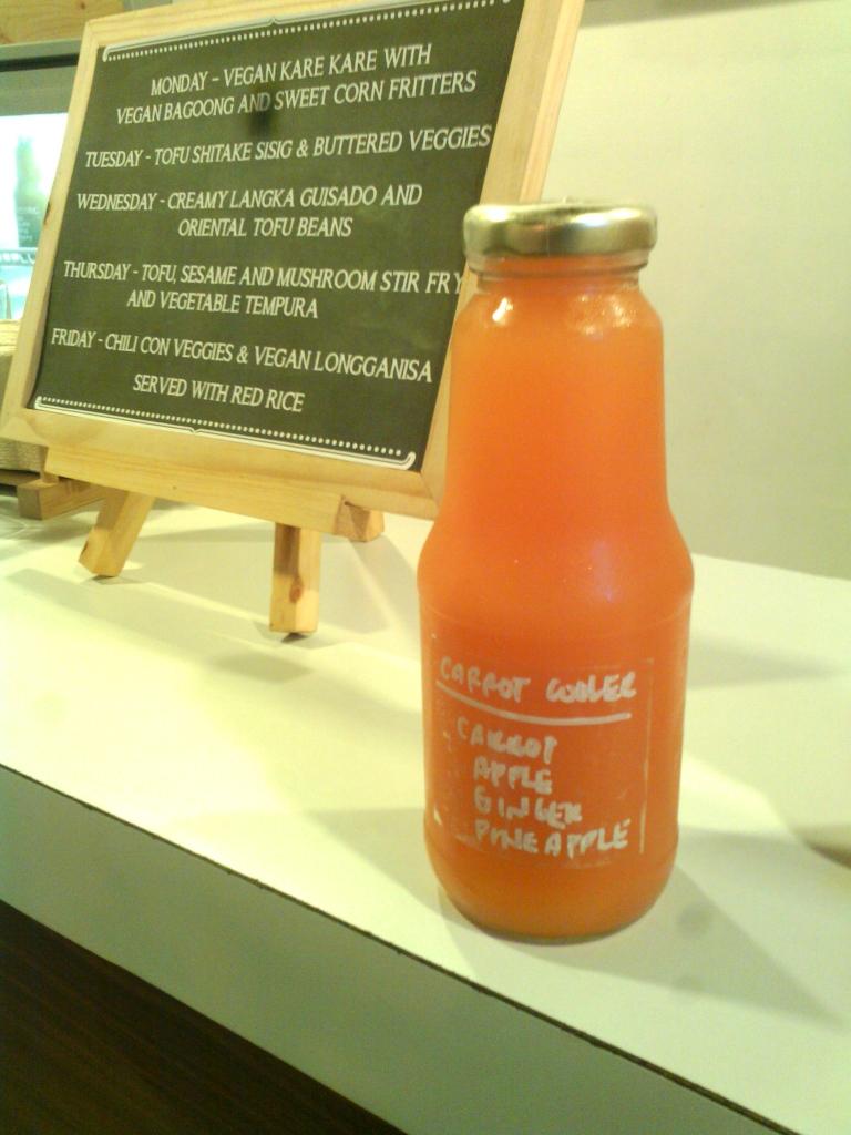Carrot Cooler