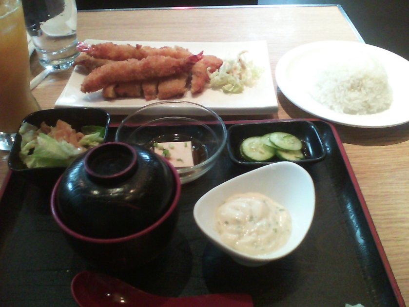 Namban chicken set