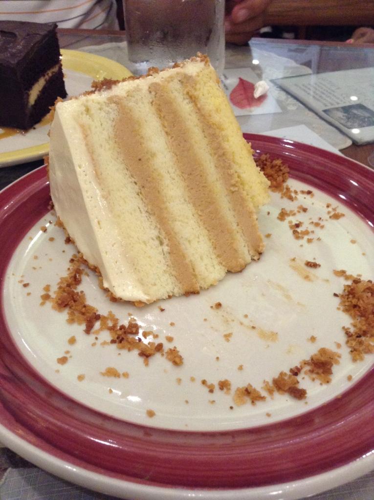 Caramel Vanilla Bean Cake