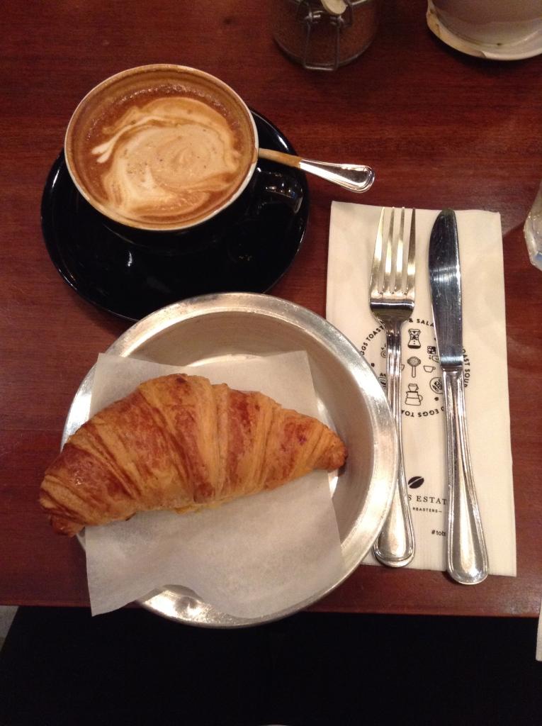 Le petit-dejeuner