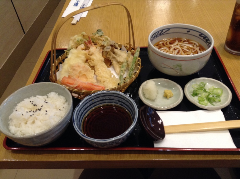 Udon set, anyone?